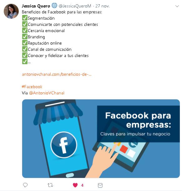 12 cosas que perjudican la presencia de las marcas en las redes sociales. AntonioVChanal en Twitter