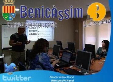 Taller de Twitter para Emprendedores en Benicassim