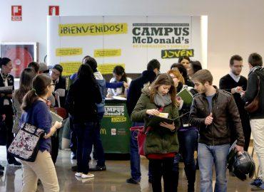 El Campus McDonald's #FormaciónYEmpleo para jóvenes y el mundo laboral se ha celebrado con gran acogida en Valencia