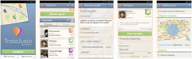 #MuyFan de TratoJusto, disponible para iPhone y Android