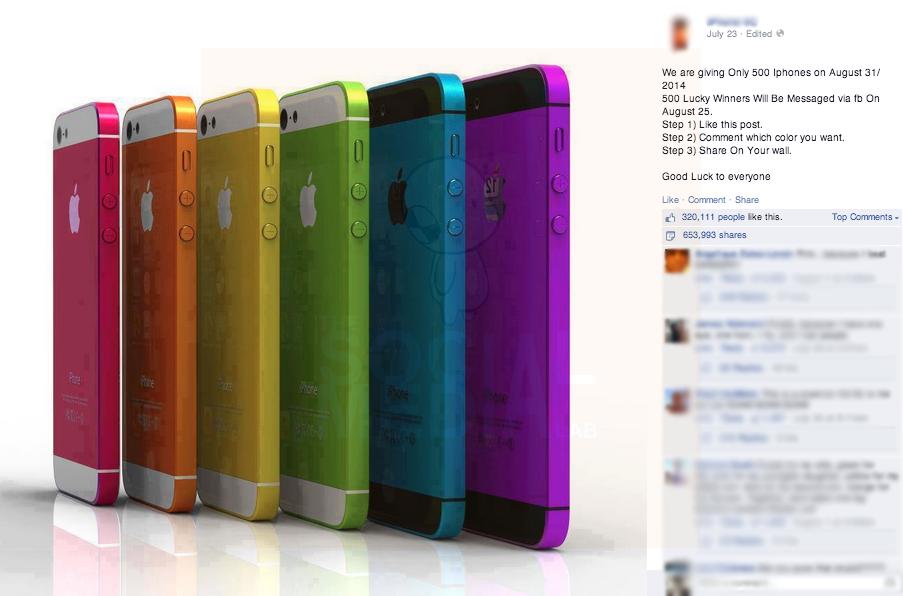 Razones por las que las nuevas reglas para los concursos de Facebook son algo bueno