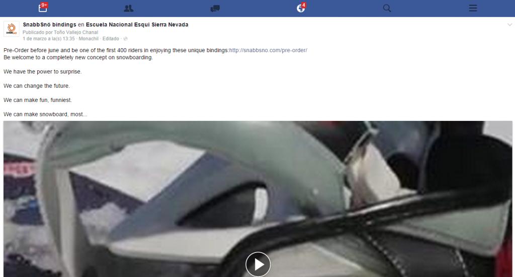 Descargar un vídeo de Facebook es muy fácil