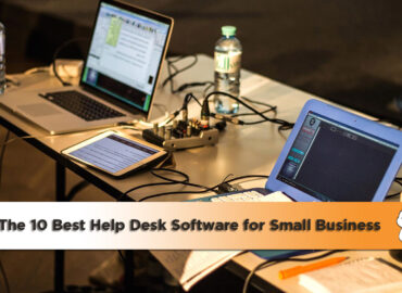 The 10 Best Help Desk Software for Small Business. Large businesses have the resources to sustain themselves somehow. But, when it comes to small-sized companies, the road to survival looks rough, with challenges like changing customer behavior and increasing customer concerns over service or product quality. While it might seem just a handful of customer concerns, it is just the tip of the iceberg!