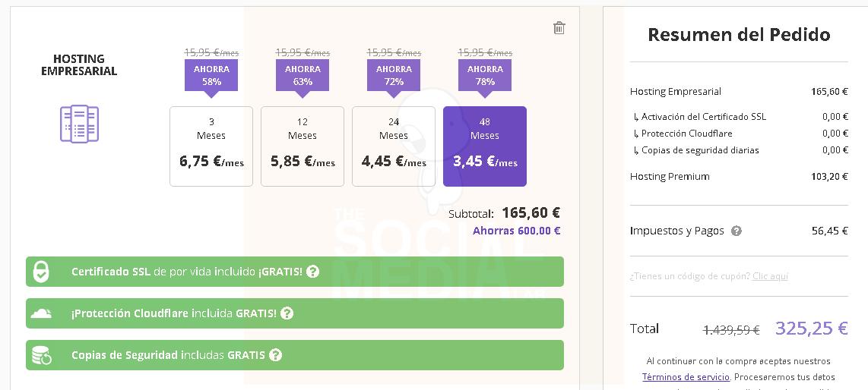Hostinger. Alojamiento web bueno y barato. Comprar alojamiento. Proveedor de alojamiento web bueno y barato. Y un registrador de dominios de Internet. Creada en 2004, cuenta con soporte en español 24/7.