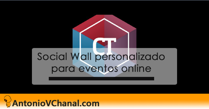 Curación de contenidos y el streaming en tiempo real son las características fundamentales del Social Walls. Por un evento con más interacciones.